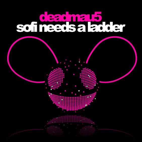 deadmau5, Sofi – Sofi Needs a Ladder (single cover art)