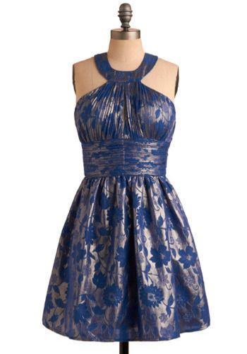 The Finalist dress, modcloth.com
