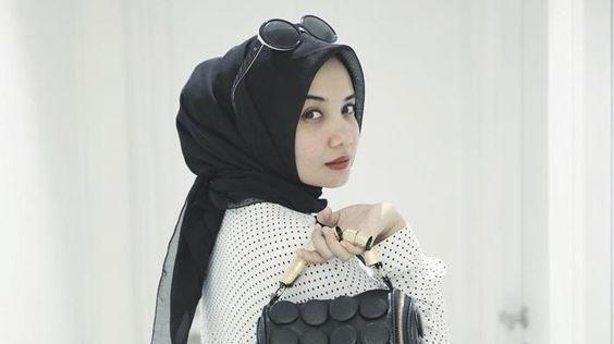 Tutorial Hijab Ala Shireen Sungkar Cara Lif Co Id