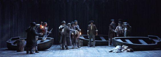Opéra de Lausanne - Manon, de Jules Massenet, oct 2014.