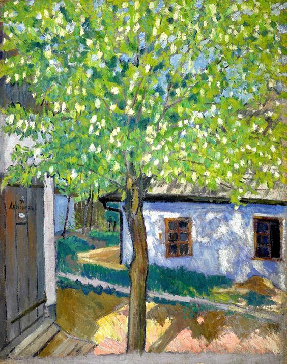 Larionov, Mikhail Fedorovich (1881-1964)