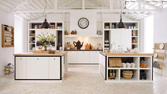 Kleurrijke Eiland Keuken : Vernieuwend Heel vernieuwend zijn de ...