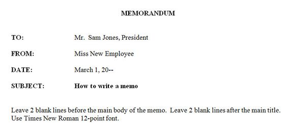 Business Memo Sample Letters Business memo Template Pinterest - example of an interoffice memo