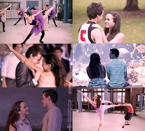 dance academy = serie