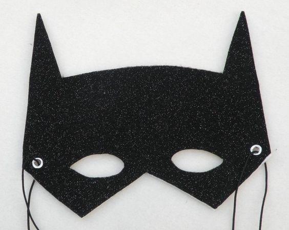... Costume Accessories - Superhero Mask | Batman mask, Costumes and Kid