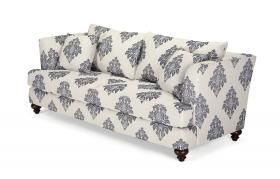 Elliott 3 Seater Sofa, Fleur De Lys Blue £649 from MADE.COM