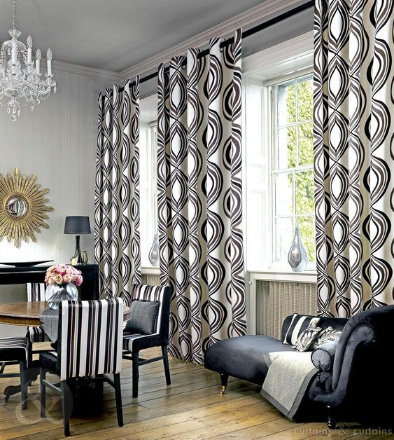 imperial chocolate brown eyelet luxury curtain black. Black Bedroom Furniture Sets. Home Design Ideas