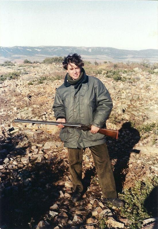 Monteando en Tapuelas...(1993).