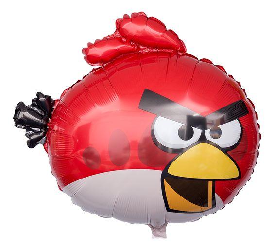 """Angry Birds Ballon """"Red"""""""