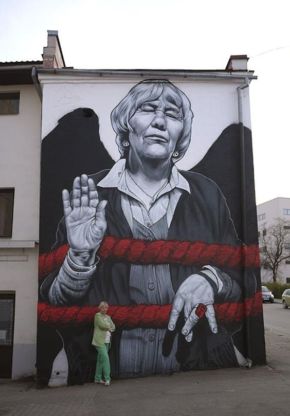 New Hyperrealistic Murals by Streetartist MTO (8 Pictures + Documentary-Film)