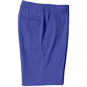 adidas Mens ClimaLite Flat Front Shorts Closeouts