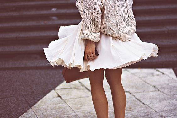 :: twirl ::: Fashion Style, Chunky Sweaters, Sweater Skirt, Cable Knit, Chunky Knits
