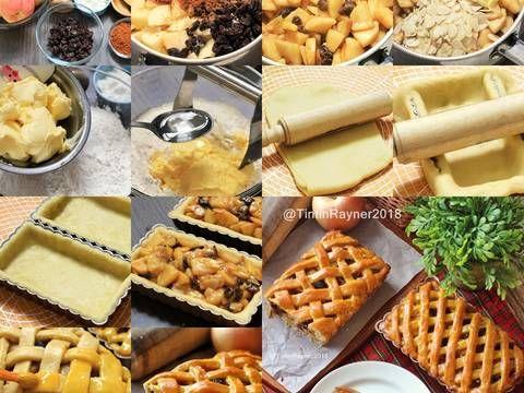 Resep Classic Apple Pie Super Yummy Crunchy Oleh Tintin Rayner Resep Resep Resep Pai Pie Apel