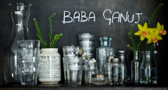 baba ganuj: not one of those again.