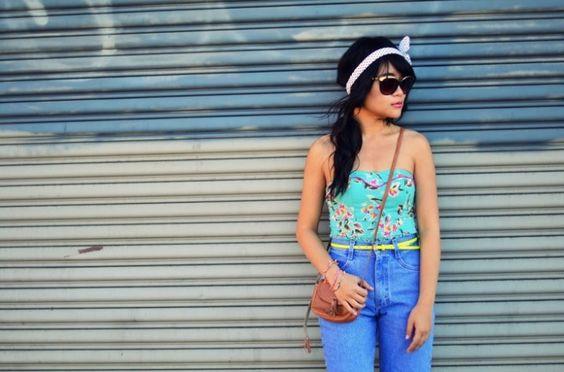 O estilo de Lucy Zheng
