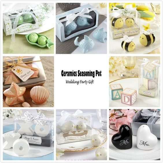 2Box/Lot Cute Creative Ceramic Mini Seasoning pot  Kitchen Tools Gadgets Herb…
