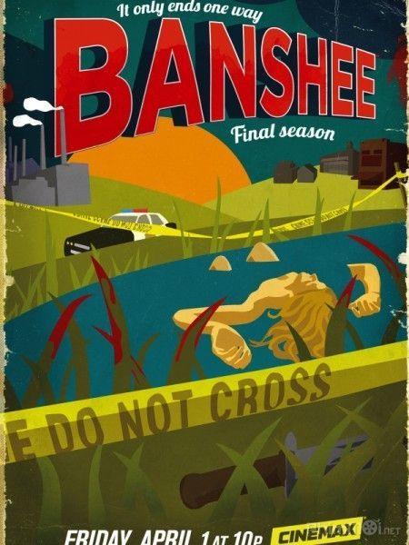 Phim Thị Trấn Banshee Phần 4