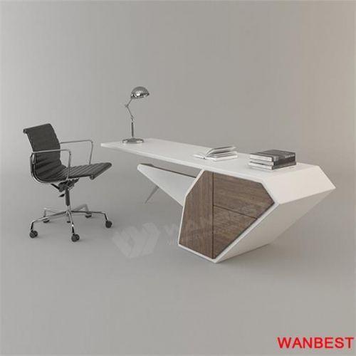 Bureau Moderne En 2020 Mobilier De Salon Bureau Moderne Mobilier Design