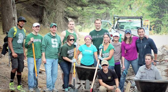 Spartans Service Day