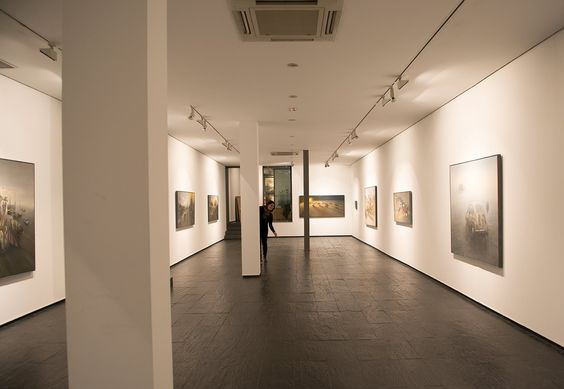 Espace gallery Madrid, Espain
