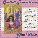 Best Loved Stories in Song & Dance read by Jim Weiss