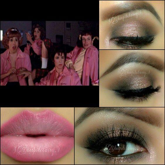 maquillaje pink ladies
