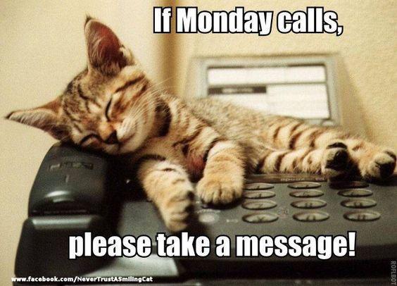 Hang up: