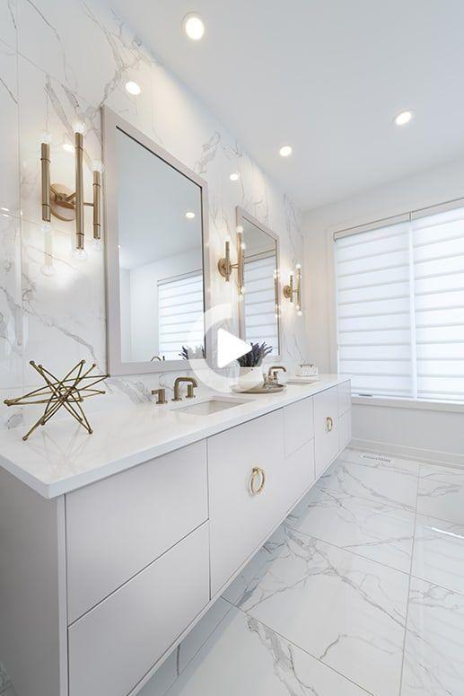 White Bathroom Tiles, White Modern Bathroom Ideas Photo Gallery