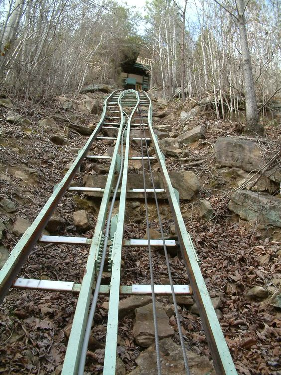 Railway Leading To The Exit Of Hurricane Park Cullman Vinemont Al Sweet Home Alabama Travel Living Vinemont