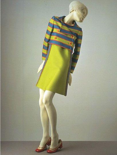 Vintage Emmanuel Ungaro - 1966