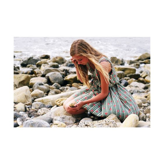 take me to the sea ❤ liked on Polyvore