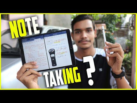 Ipad For Students India Note Taking On Ipad Hindi Youtube In 2020 Ipad Note Taking Student