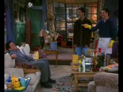 A full hour of Friends bloopers? Heck yes! Saving this for a bad day.