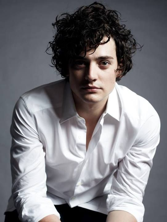 IF YOU DON'T THINK ANEURIN BARNARD IS THE PERFECT WILL HERONDALE... you're crazy. He's got the curly dark hair, blue eyes, Welsh heritage...