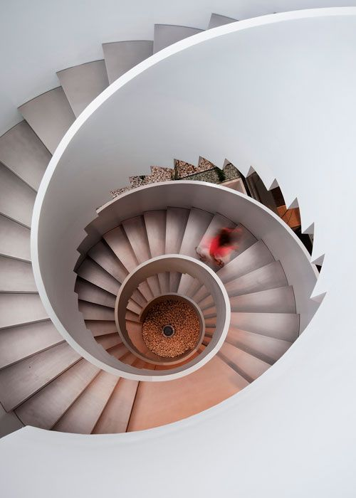 Actiu technology park staircases, a differentiating architectural ...