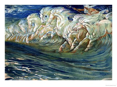 Neptune s horses analysis essay
