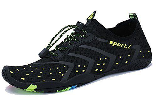 Dressing Quick-Dry Water Sports Shoes Hollow Beach Sandal Flip Flops for Swim Beach Pool Surf Yoga for Women Men