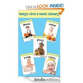 Baby's first Kindle books!  Free today...5 books in 1.