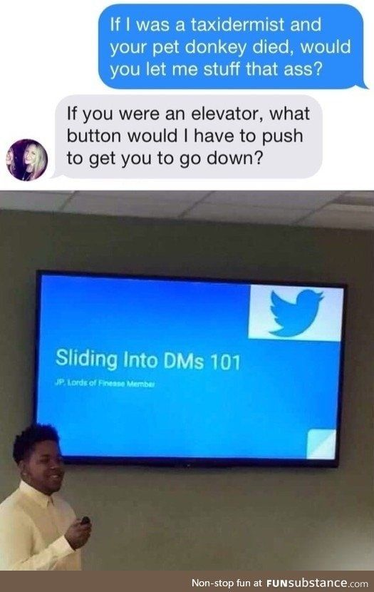 Slide Into Your Dms Meme : slide, FunSubstance, Funny, Messages,, Stupid, Memes,, Pictures