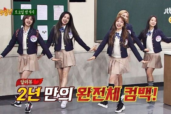 """Watch: EXID Can't Stop Laughing In New """"Ask Us Anything"""" Preview"""