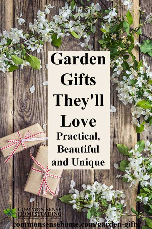 Gardening Gifts 15 Great Gift Ideas Fun And Useful Garden