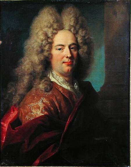 1715, Nicolas de Largilliere