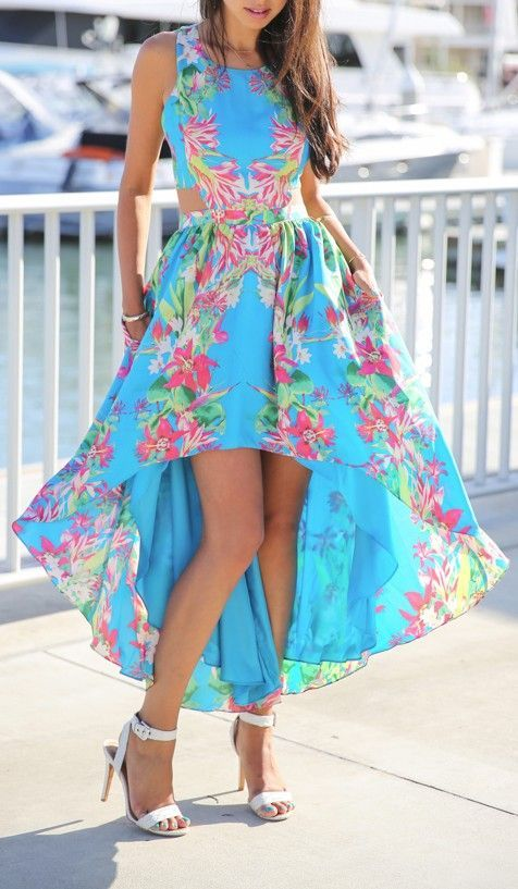 Hot And Happening Hawaiian Dresses