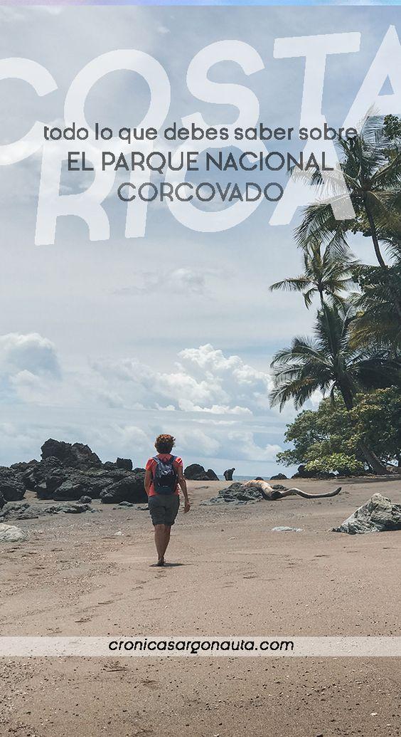 Cómo llegar y visitar el mejor parque nacional de Costa Rica: El Parque Nacional Corcovado