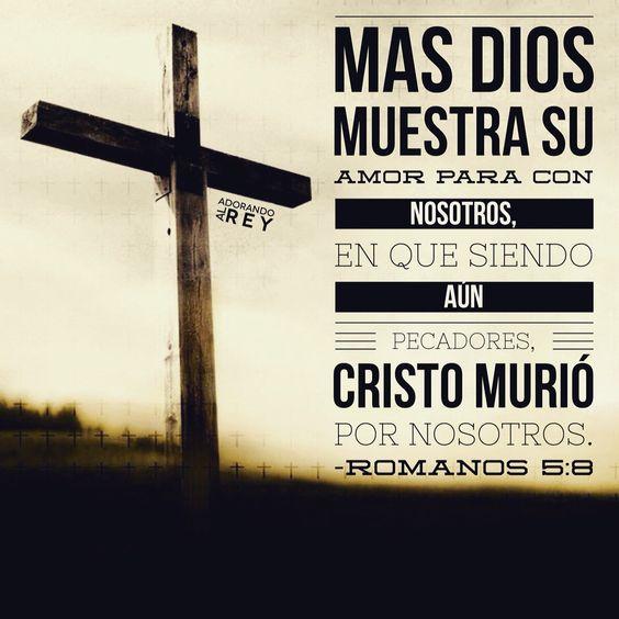 Resultado de imagen de Noticia: Cristo murió por  nosotros