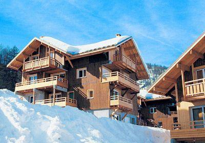 Location Vacances Puy Saint Vincent - Résidence les chalets de Puy Saint Vincent