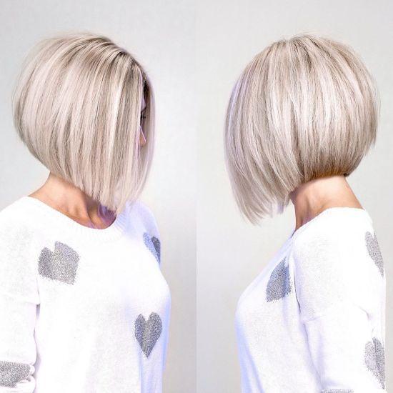 19+ Bob hairstyles for white women ideas