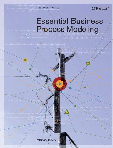 Essential Business Process Modeling by Michael Havey. $39.61. Publisher: O'Reilly Media; 1 edition (August 25, 2005). Publication: August 25, 2005. Edition - 1. Author: Michael Havey