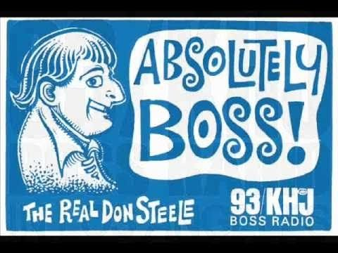 """""""The Real Don Steele Show"""" - 'Boss City' - YouTube#t=407"""