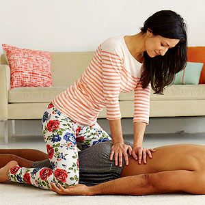 Massage, Guys and Desserts on Pinterest